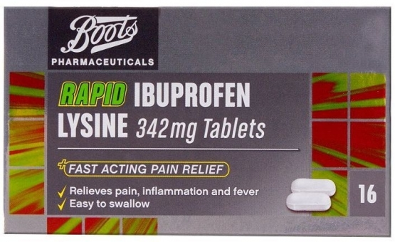 ibuprofenlysine